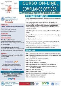Cartel Compliance Officer Matricula Permanente