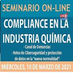WEBINAR COMPLIANCE EN INDUSTRIA QUIMICA.